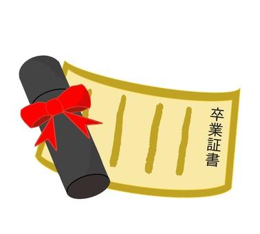 Diploma, graduation ceremony, graduation
