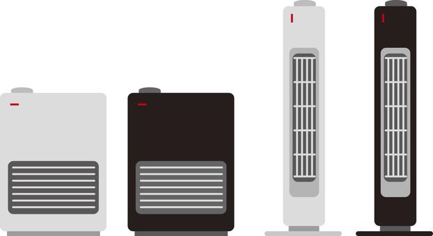 Ceramic heater (electric stove)