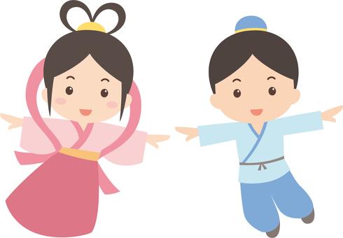 Old-fashioned | Orihime | Hikoboshi |