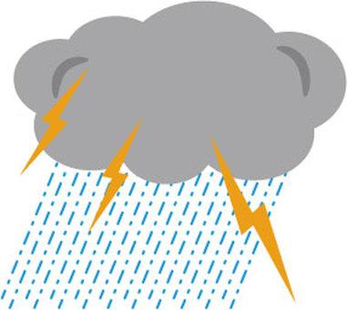 Guerrilla heavy rain thunderstorm 2