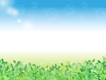 Fresh green background 5
