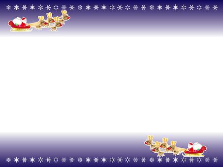 Christmas Frame 7