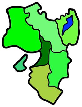 Kansai Maps