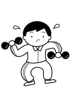 Muscle training 1c