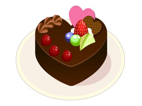 Valentine's Cake 01