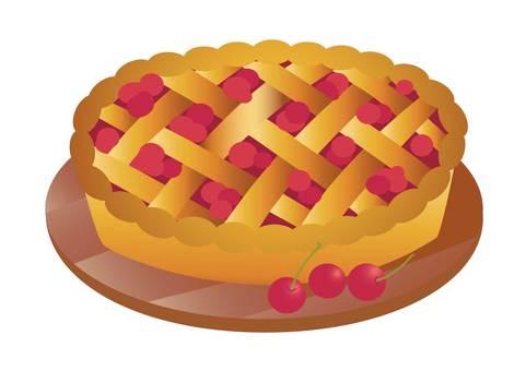 Cherry pie 1 hole