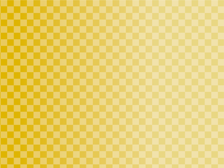 Checkered pattern _ gold