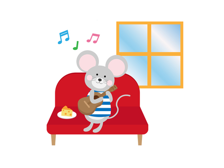 Mouse's stay home