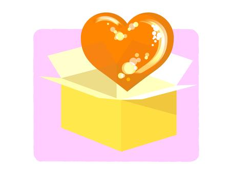 Heart's present