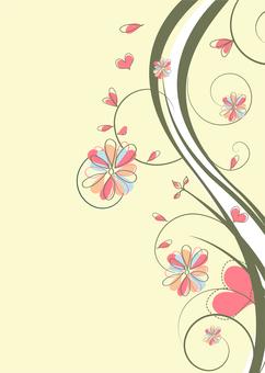 Grass flower / background 3