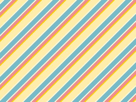 Stripe ● Retro pastel