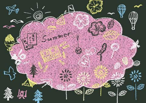 Summer 1 Blackboard style