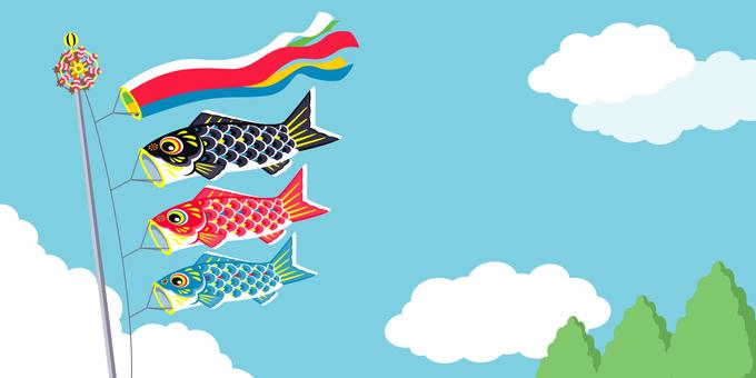 鯉のぼり-011
