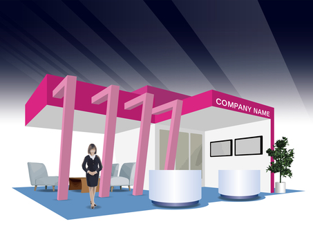 Event booth 3