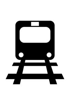 Train Silhouette 01