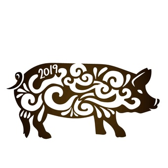 Spring Swine pig design