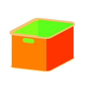 Storage box (large size)