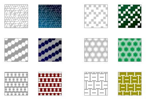 Swatch Pattern Series 4