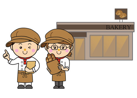 Building 07_03 (bakery / clerk)