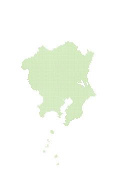 Dot Map Kanto 1