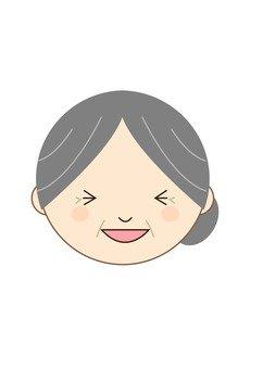 快樂的祖母