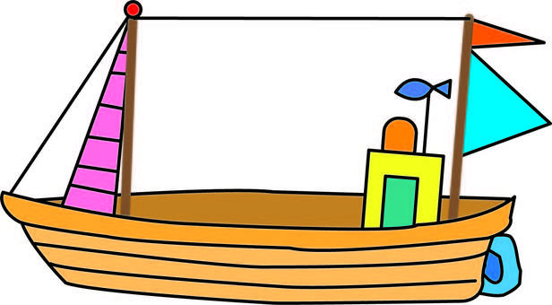 Ship of wood