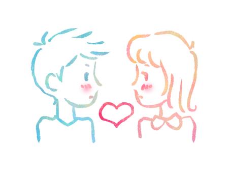 Heart Gender