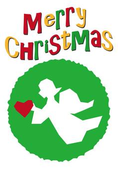 Scandinavian Christmas card 05