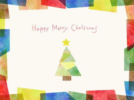 Christmas frame ver 20