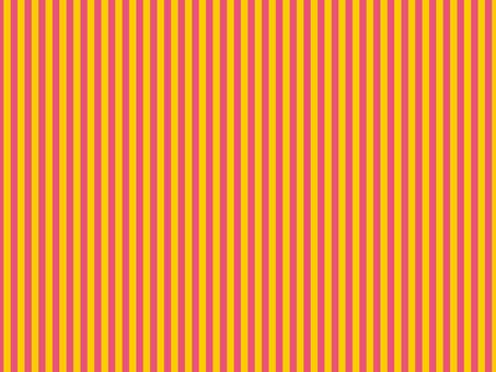 Yellow Pink Stripe