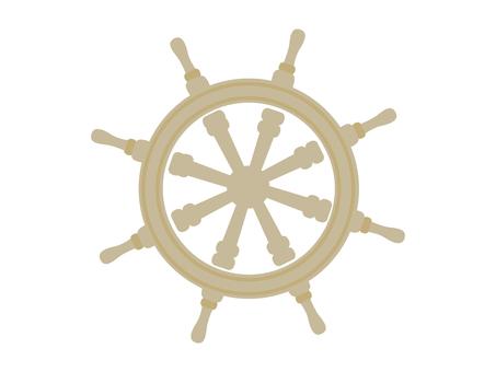Ship's rudder