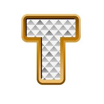 T (upper case)