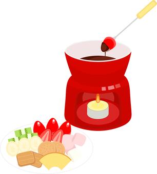 巧克力火鍋
