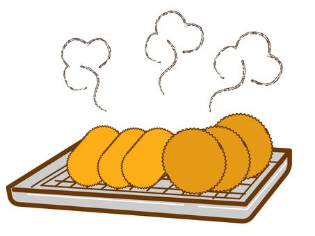 配菜(炸丸子)