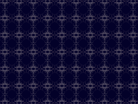 Rococo blue wallpaper