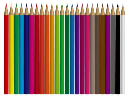컬러 연필