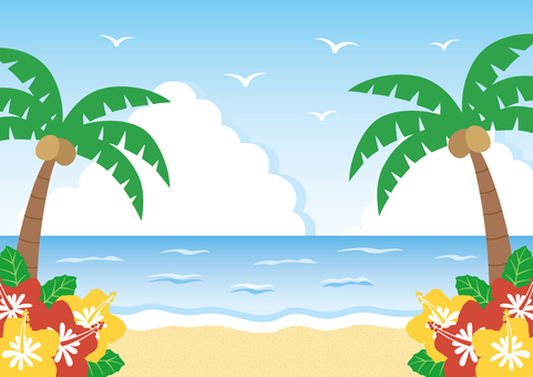 Tropical · Hawaiian Beach