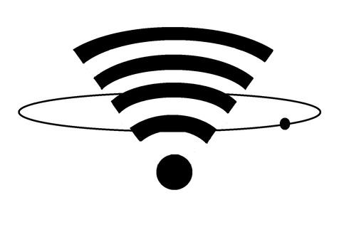 Antenna mark