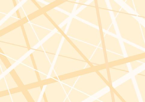 Invisible autumn orange ☆ Simple background material
