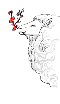 New Year ● Sheep
