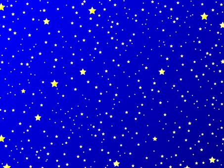 Simple night sky -2