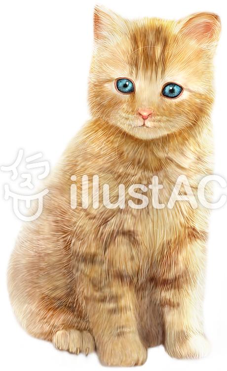 子猫イラスト No 152869無料イラストならイラストac
