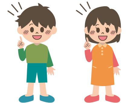 兒童插畫(靈感)