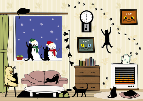 貓和房間2