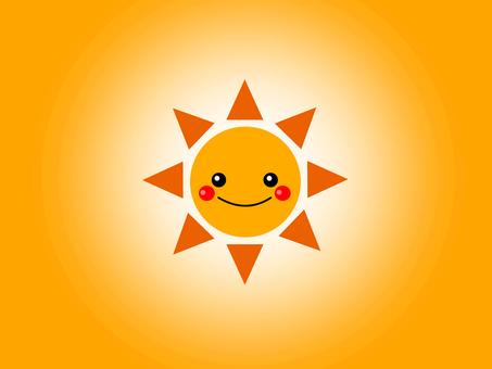 Sun wallpaper 3
