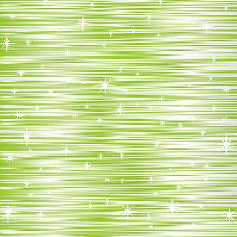 Glittering stream line (yellow green)
