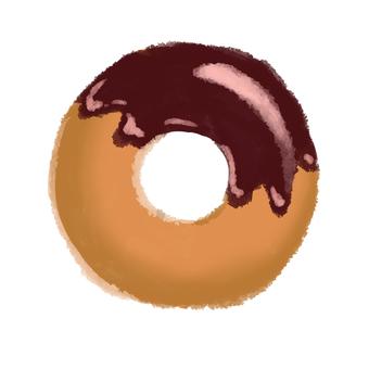 A little donut