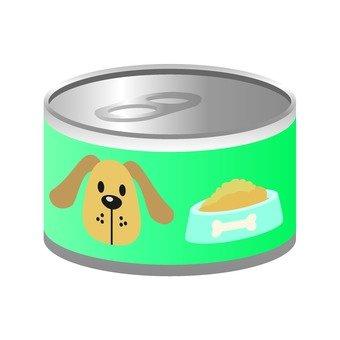 개 - 캔 사료