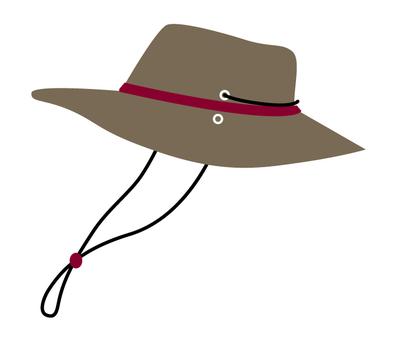 Mountaineering hat