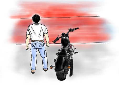 Motorbike ride 2